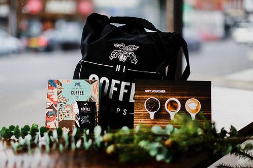 Coffee Bundle - NI Coffee Map & Belfast Coffee Tour Voucher