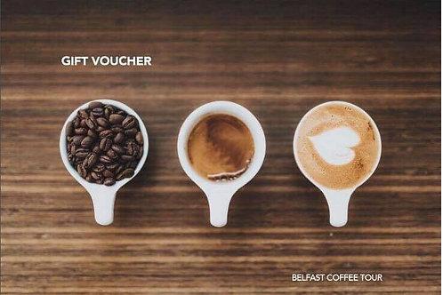 Belfast Coffee Tour Voucher