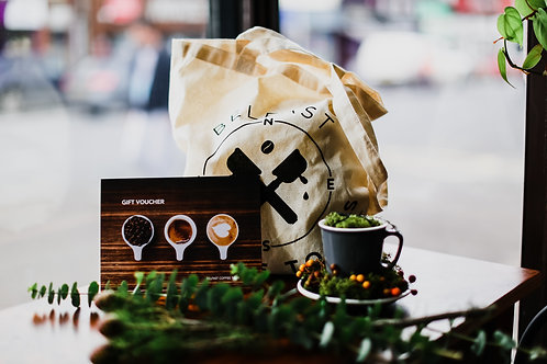 Belfast Coffee Tour Tote and Tour Voucher