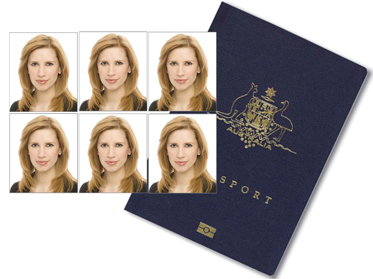 Instant Passport Photos