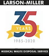 Larson-Miller-35 Year-logo.png