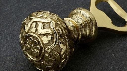 Brass Bottle Opener