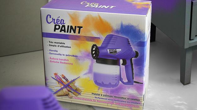 Créa Paint