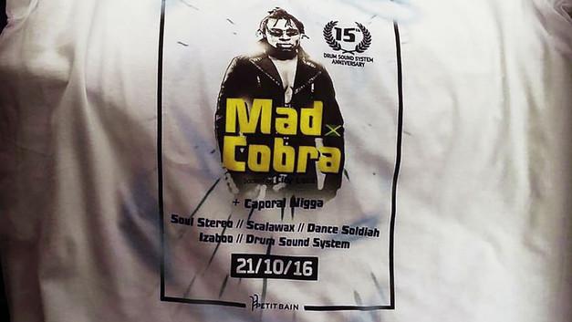 Mad Cobra / DSS 15th Aniversary