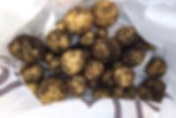 収穫したジャガイモ 北千住ルミネ写真2.jpg