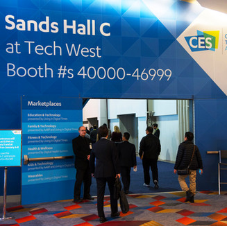 Lifestyle Tech Takes Center Stage at CES
