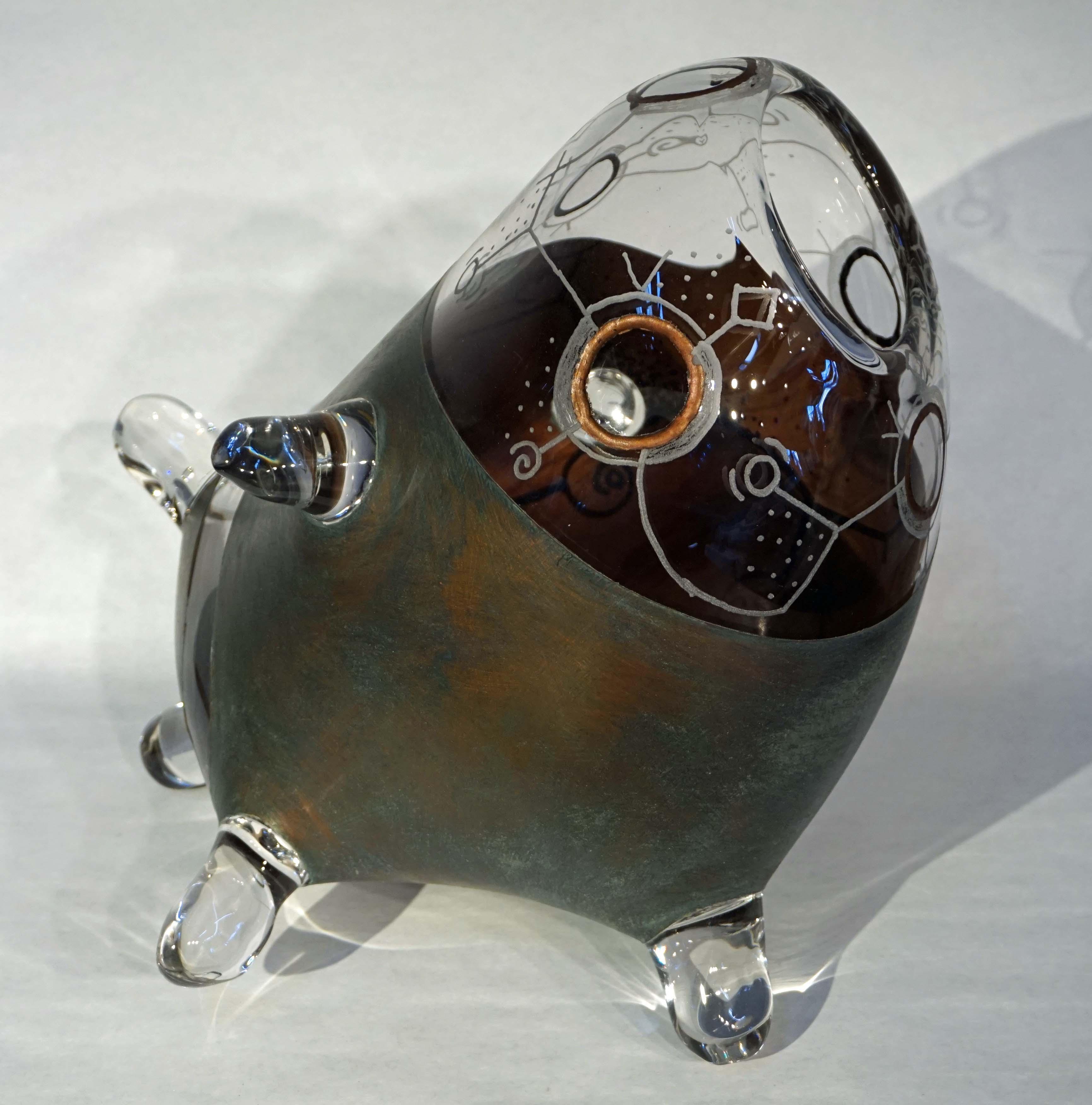 Copper Pod 2
