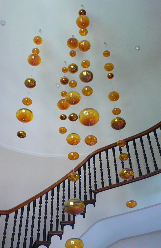 'Golden Bubbles'