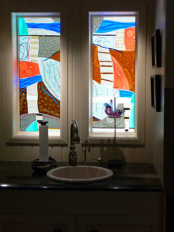Fused Glass Windows