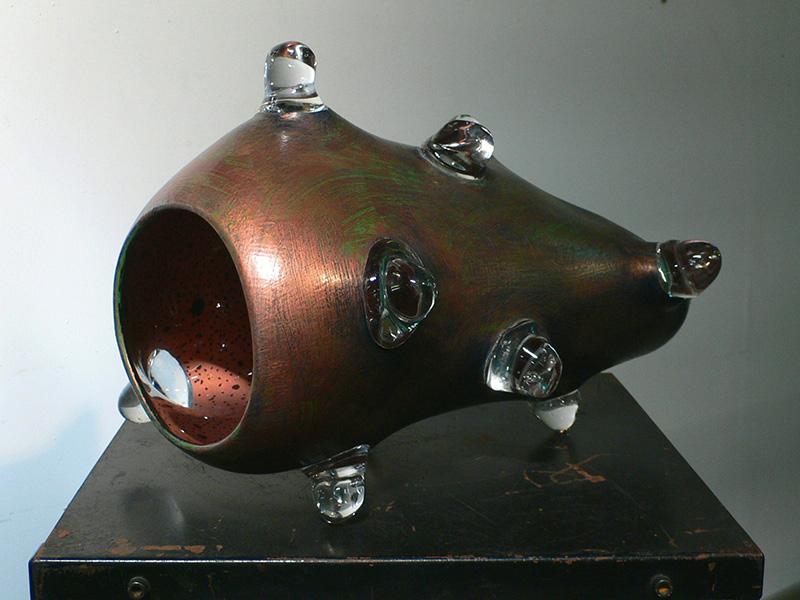 'Copper Pod'