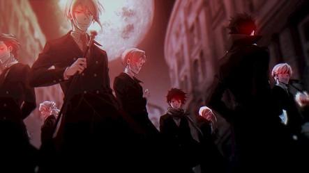 コミックス「憂国のモリアーティ」PV