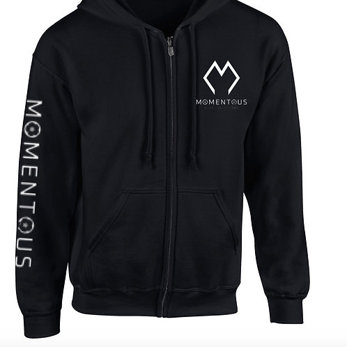 Momentous Adult Zip Up Hoodie