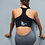 Thumbnail: MJ's Ladies Sports Bra/Crop Top