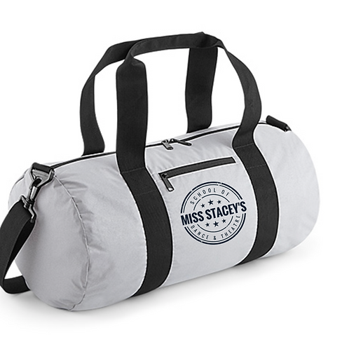 Miss Stacey's Reflective Barrel Bag
