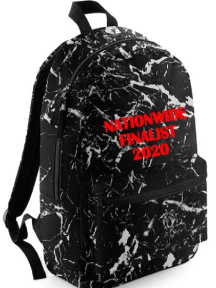 Nationwide Finalist 2020 Rucksack