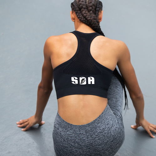 SDA Ladies Sports Bra/Crop Top