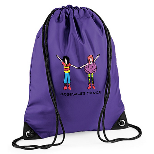 Freesoles Dance Bag