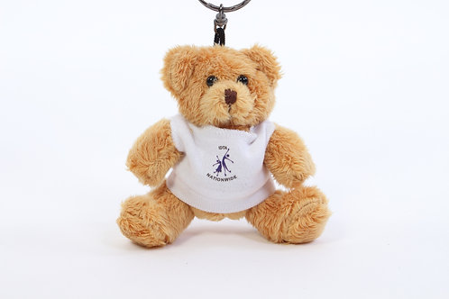 Nationwide Keyring Teddy