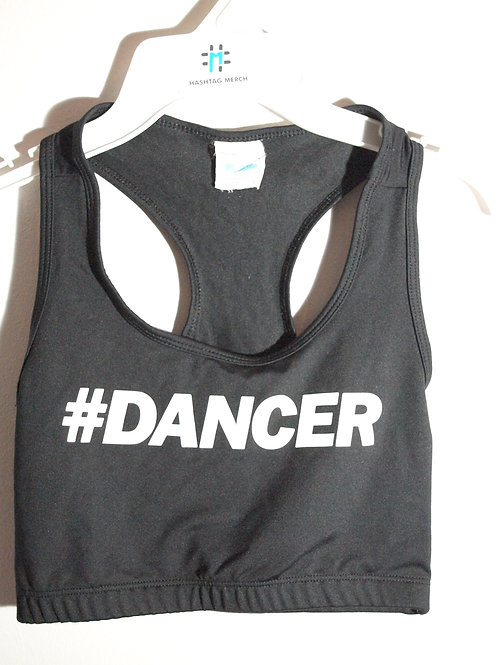#DANCER Sports Cropped Top