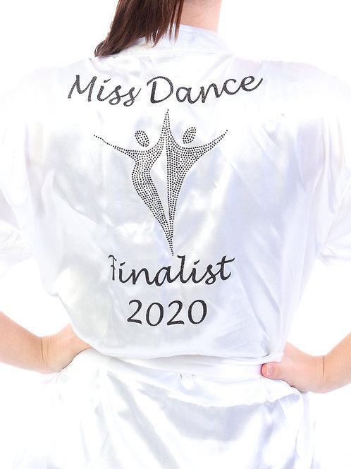 Miss Dance Finalist Satin Robe