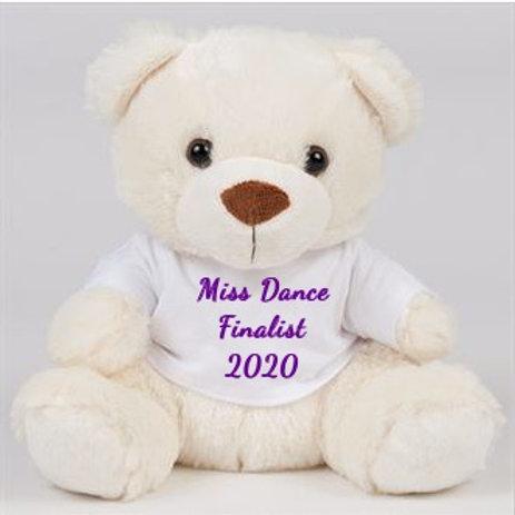 Miss Dance / Dance Master Finalist Teddy