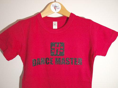 #Dance Master unisex T-shirt