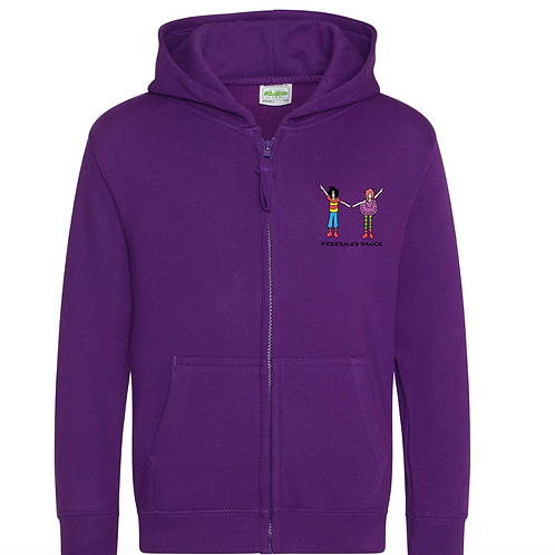 Freesoles Kids Zip Up Hoodie