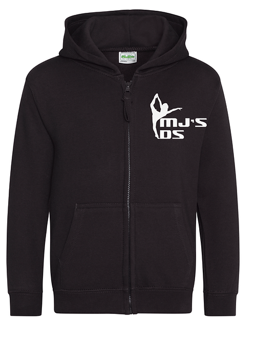 MJ's Adult Zip Up Hoodie