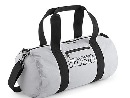 Moondance Reflective Barrel Bag