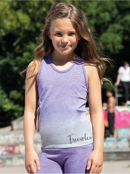 Freesoles Childs Ombre Vest Top