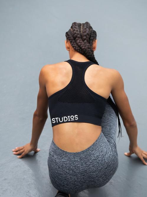 Rainbow Studios Ladies Sports Bra/Crop Top