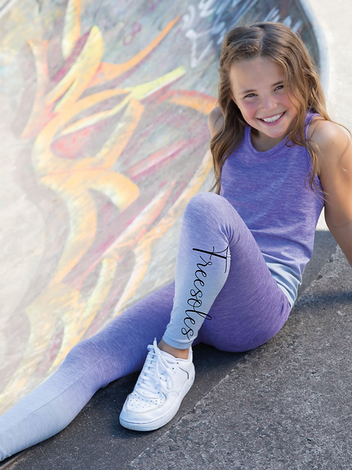 Freesoles Childs Ombre Leggings