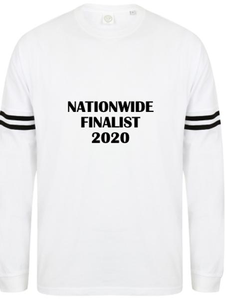 Nationwide Finalist 2020 Drop Shoulder Top