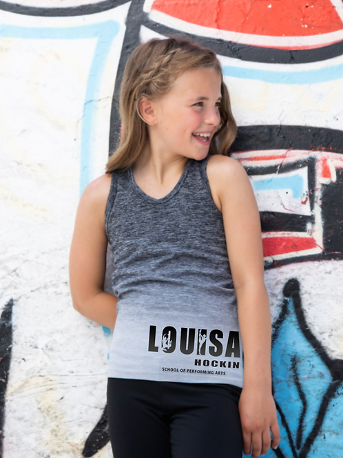 Louisa Hockin Childs Ombre Vest Top