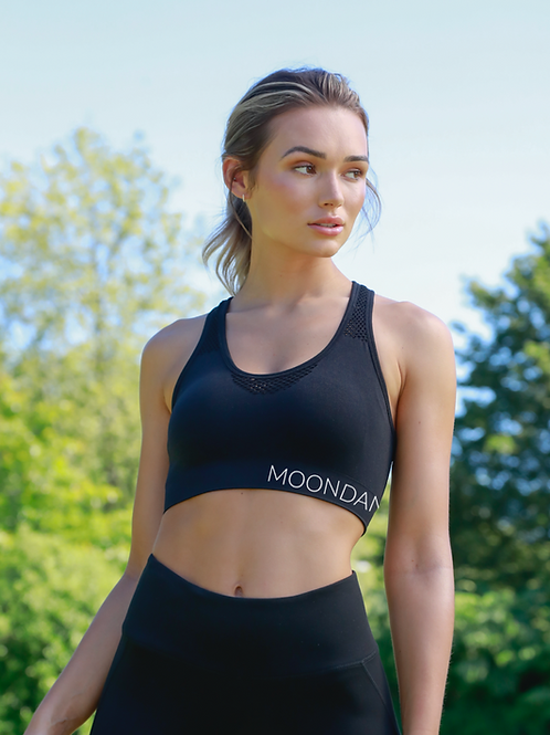Moondance Ladies Sports Bra/Crop Top