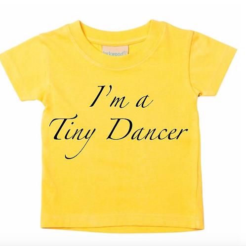 "Louisa Hockin ""I'm a Tiny Dancer"" T-shirt"