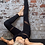 Thumbnail: ELLIS Ladies Mesh Insert Leggings