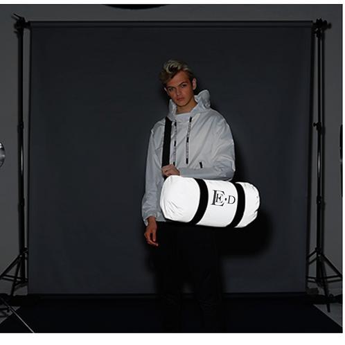 Essential Energy Dance Reflective Barrel Bag