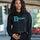 Thumbnail: Bettany Ladies Cropped Hoodie
