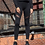 Thumbnail: Moondance Kids Mesh Insert Leggings