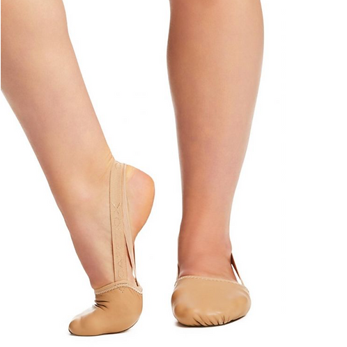 Capezio Adult Leather Pirouette Shoe