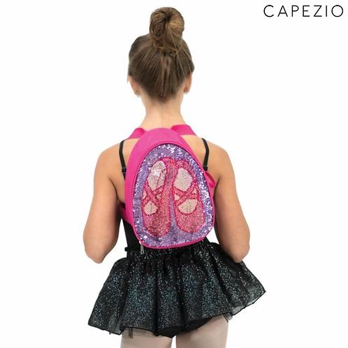 Capezio Reversible Sequin Backpack