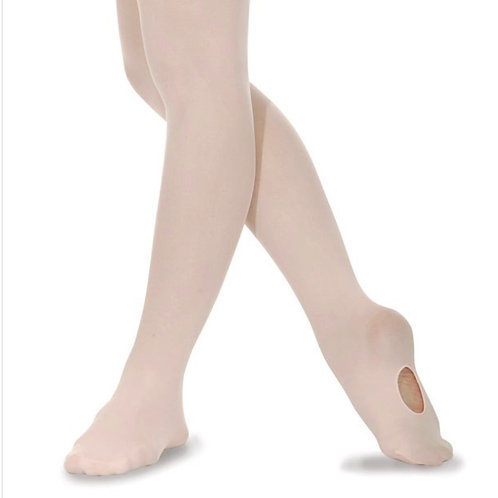Childs Convertible Ballet Tights Pink
