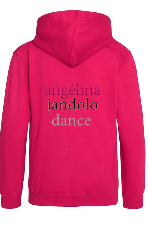 Angélina Jandolo Dance Adult Hoodie
