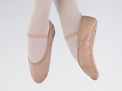 Girls Childs Ballet Shoes