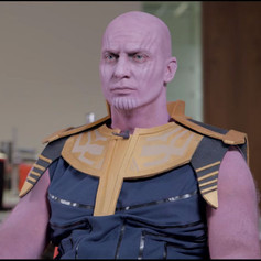 Thanos After Retirement