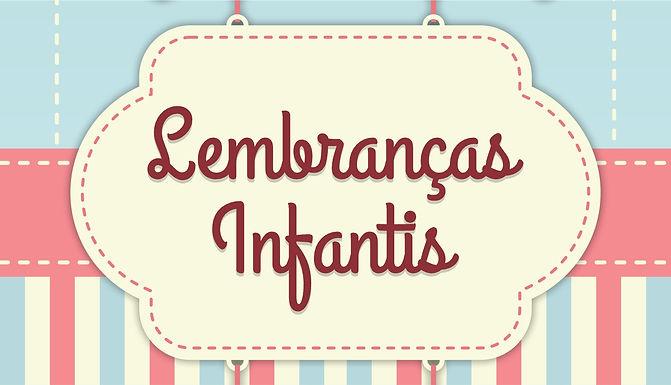 LEMBRANÇAS INFANTIS