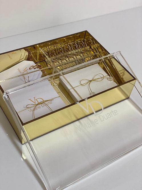 Caixa Premium Espelhada