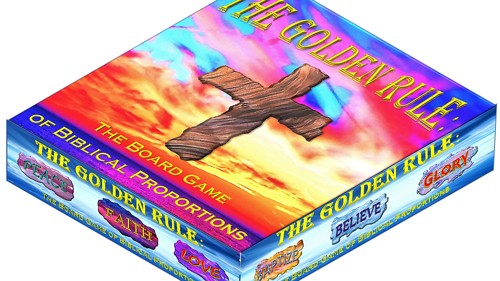 The Golden Rule: The Board Game of Biblical Proportions