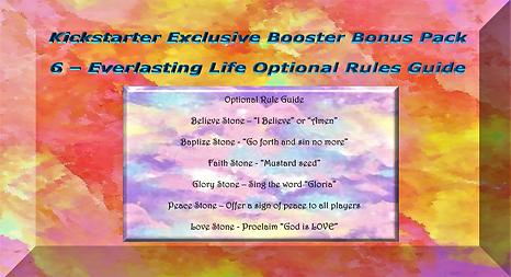 Kickstarter bonus optional rule guide pi